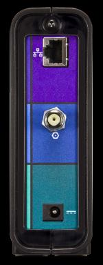 Motorola SB6121 back view