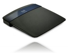 Linksys E3200 High-Performance Simultaneous Dual-Band Wireless-N Router
