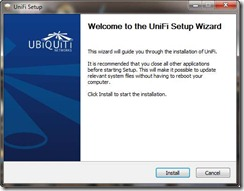 Welcome to the UniFi Setup Wizard – Part II