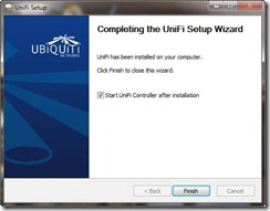 Completing the UniFi Setup Wizard – Part II