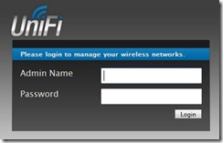 Please login to manage your wireless networks